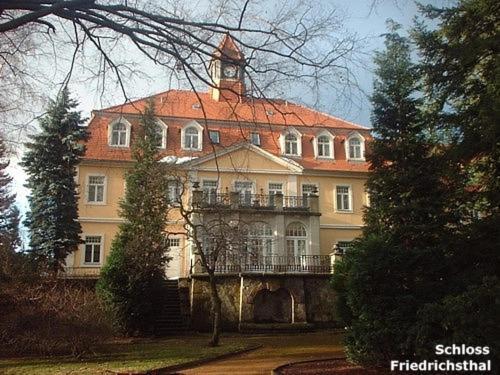 Accommodation in Berggiesshübel