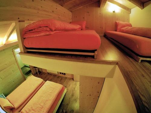 Alpenchalet Weidhaus & Spiher Gstaad - Apartment