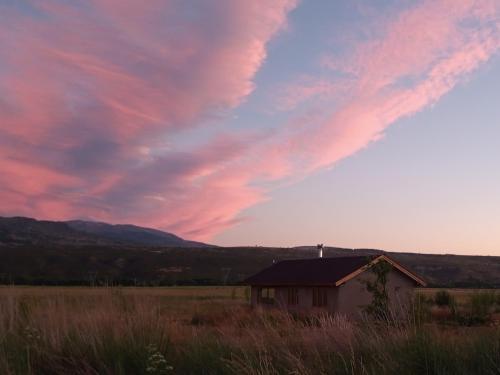 Casa de campo ecologica Vista 360 las montañas