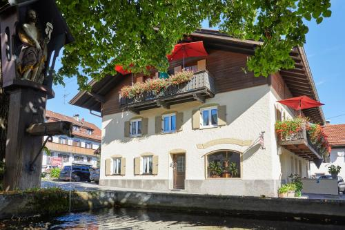 Alpen Gästehaus Gerold - Accommodation - Bad Kohlgrub - Hörnle
