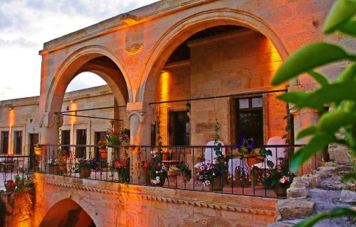 Urgup Assiana Cave Hotel odalar