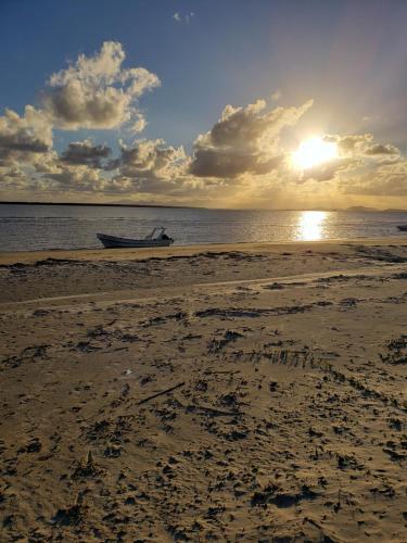 Ilha das Peças lagamar