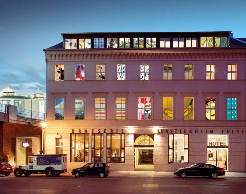 Hotel Arte Luise Kunsthotel Berlin
