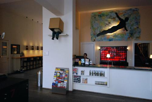 Arte Luise Kunsthotel photo 11