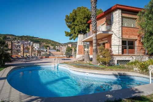 . Pool House Barcelona