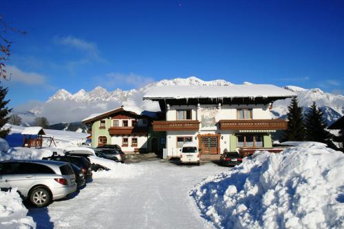 Wellness-Pension Jagahütt'n - Accommodation - Schladming