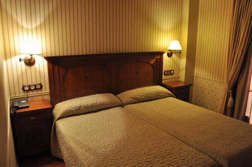 Doppel-/Zweibettzimmer mit Zugang zum Spa Hotel Bocalé 8