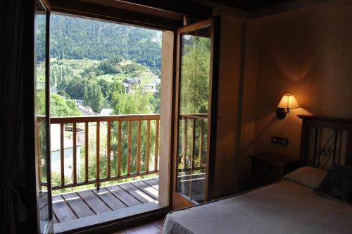 Doppel-/Zweibettzimmer mit Zugang zum Spa Hotel Bocalé 9