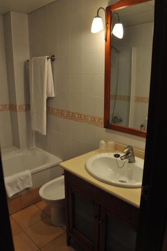 Doppel-/Zweibettzimmer mit Zugang zum Spa Hotel Bocalé 15