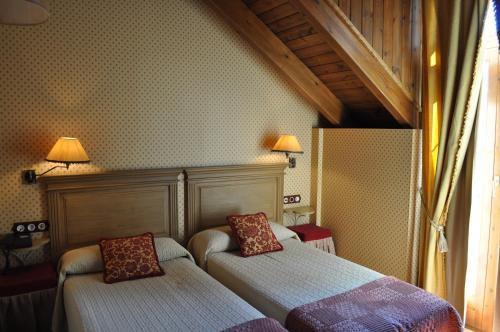 Superior Doppel- oder Zweibettzimmer mit Zugang zum Spa  Hotel Bocalé 4