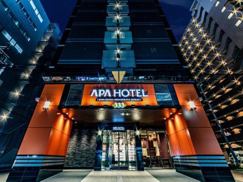 APA Hotel SHIN-OSAKA MINAMIKATA EKIMAE