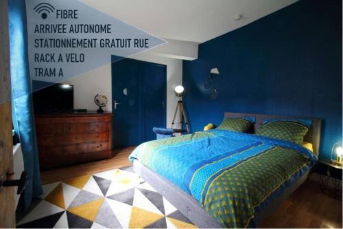 T1 de charme, calme, Fibre, proche bords de Loire - Location saisonnière - Orléans