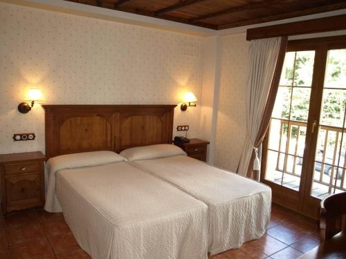 Doppel-/Zweibettzimmer mit Zugang zum Spa Hotel Bocalé 13