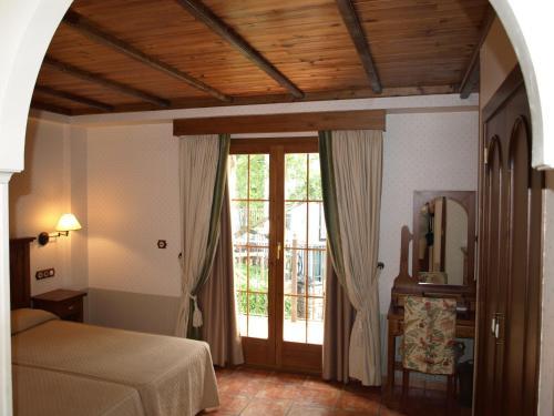 Doppel-/Zweibettzimmer mit Zugang zum Spa Hotel Bocalé 4
