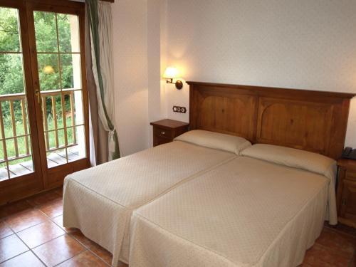Doppel-/Zweibettzimmer mit Zugang zum Spa Hotel Bocalé 10