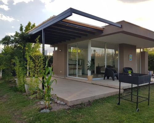 Casa en Vistalba para dos personas con pileta