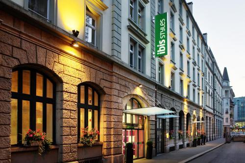 ibis Styles Luzern, Pension in Luzern