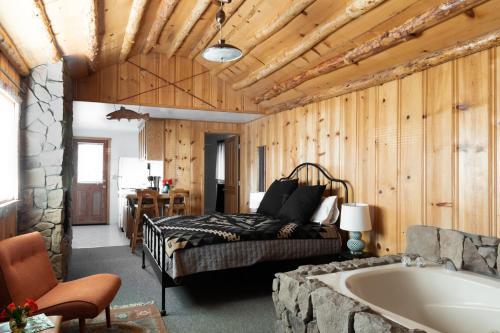 Studio with Spa Bath - Cabin 15