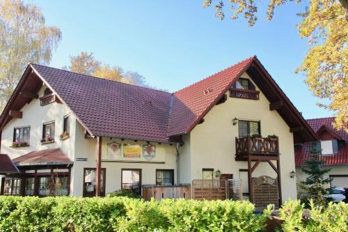 . Spreewaldhotel zum Krabat mit Ferienwohnungen der KrabatResidenz