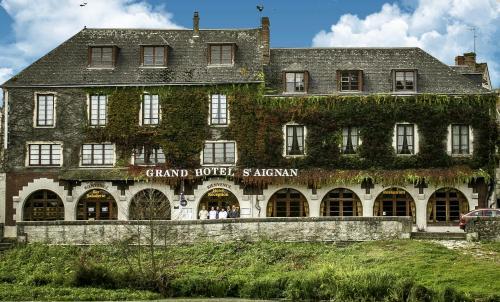 . Grand Hôtel Saint-Aignan