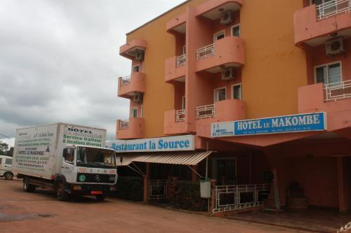 Фото отеля Hotel Le Makombe