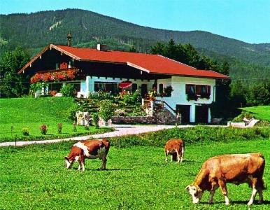 Haus Köberl - Chiemgau Karte