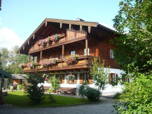 Gästehaus Kress - Chiemgau Karte
