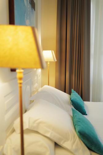 Habitación Doble Executive - 1 o 2 camas Hotel Villa Rosario 5
