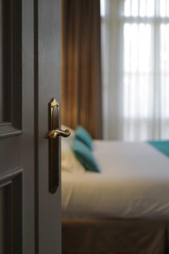 Habitación Doble Executive - 1 o 2 camas Hotel Villa Rosario 6