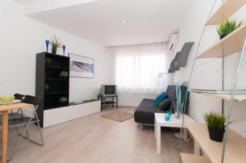 Bbarcelona Apartments Park Güell Flats photo 6