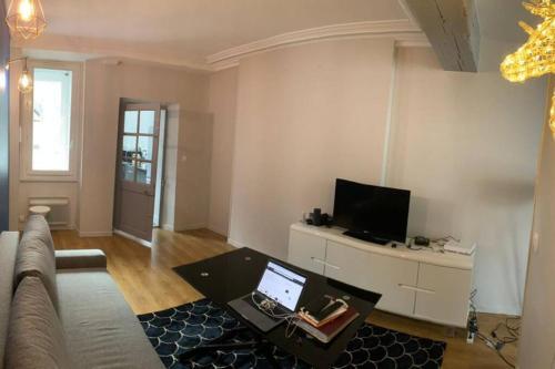 Appartement charmant en coeur de ville ! - Location saisonnière - Orléans