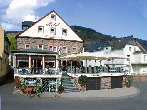 . B&B Hotel Moselterrasse
