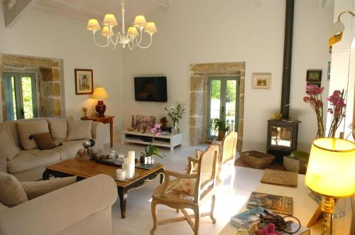 Villa Quinta de San Amaro Hotel Y Restaurante 8