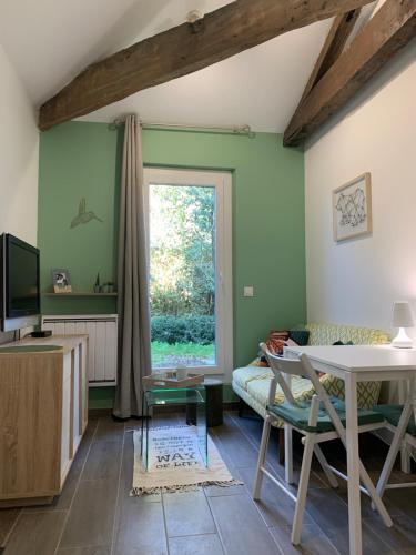 Le Vert d'Eau, maisonnette avec jardin - Libourne Bastide - Location saisonnière - Libourne