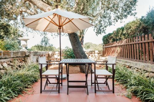 Habitación Doble Hotel Rural Sant Ignasi 4
