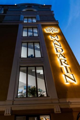 ". Art-Business Hotel ""Mandarin"""