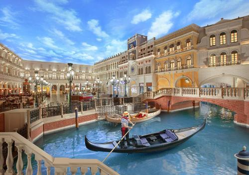 The Palazzo at The Venetian® - Accommodation - Las Vegas