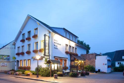 . Hotel-Restaurant De La Poste