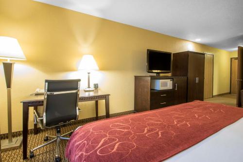 Comfort Suites Wisconsin Dells Area - Hotel - Portage