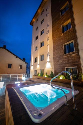 . HB Aosta Hotel & Balcony SPA