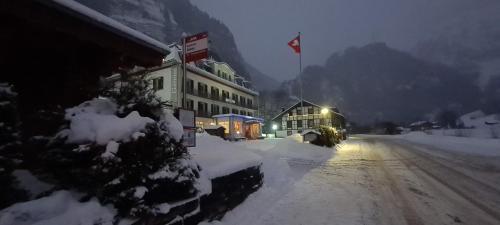 Hostel Gemmi-Lodge Kandersteg