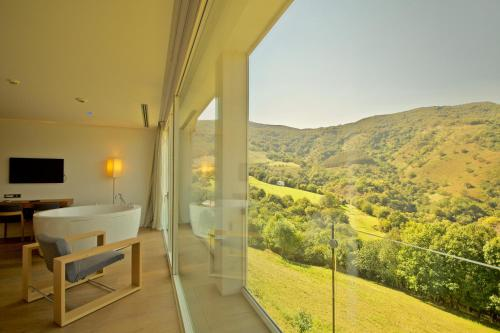 Two-Bedroom Suite Arantza Hotela- Adults Only 20