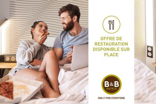 B&B Hôtel Lyon Eurexpo Chassieu - Hotel