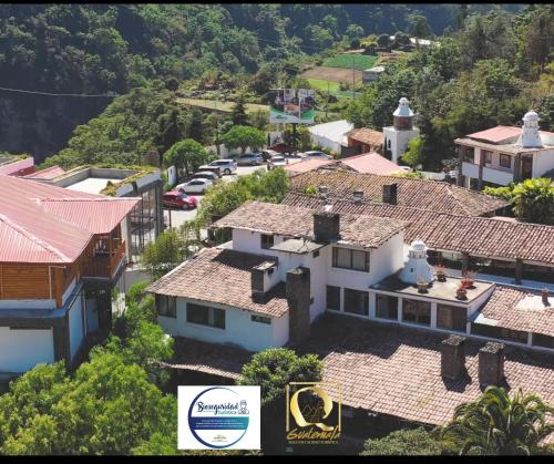 . Las Cumbres Eco-Hotel, Termalismo y Spa