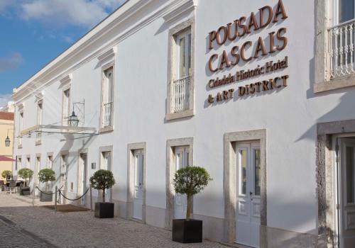Pestana Cidadela Cascais - Pousada AND Art District, Estoril Coast