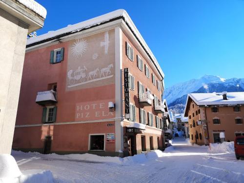 Hotel Piz Ela Bergün - Bergün / Bravuogn