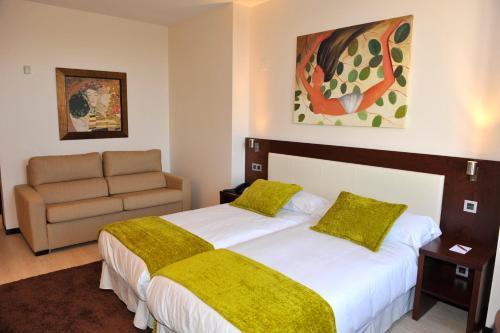 Habitación Doble con vistas - 2 camas Hotel Don Felipe 19