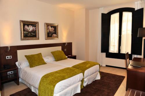 Habitación Doble - 2 camas Hotel Don Felipe 19