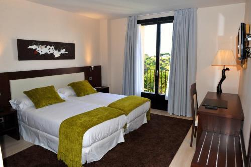 Habitación Doble con vistas - 2 camas Hotel Don Felipe 18