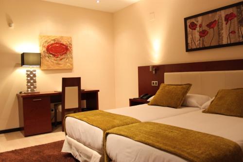 Habitación Doble - 2 camas Hotel Don Felipe 17